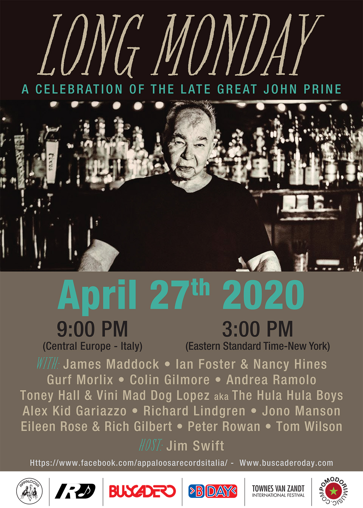 Tribute to John Prine
