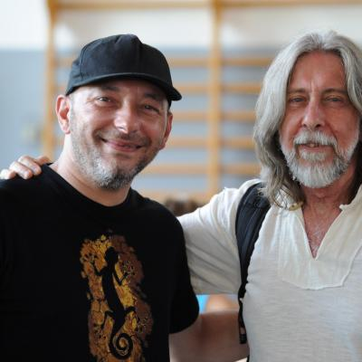 Alex Valle E Guido Guglielminetti De Gregori Band