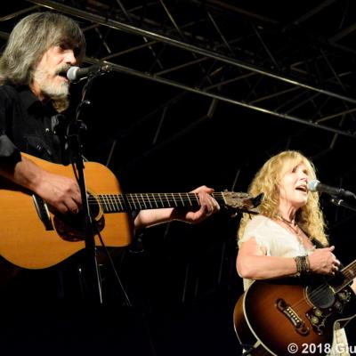 Buscadero Day 2018 007 Larry Campbell Teresa Williams Ph. Verrini