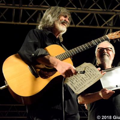 Buscadero Day 2018 019 Larry Campbell Teresa Williams Ph. Verrini